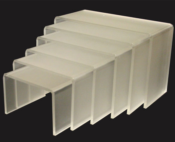 Acrylic Risers (Shelf Displays)....anyone interested? RISERS