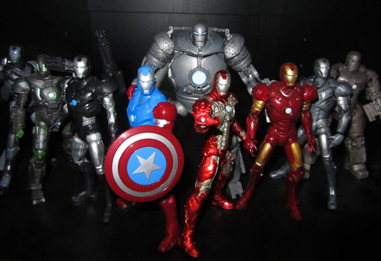 The Good Collection of the TheGoodDr Mcironman